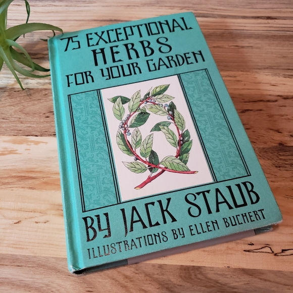 Garden Coffee Table Book